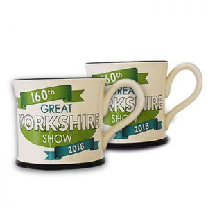 Great Yorkshire Show Limited Edition Mug and Cup
